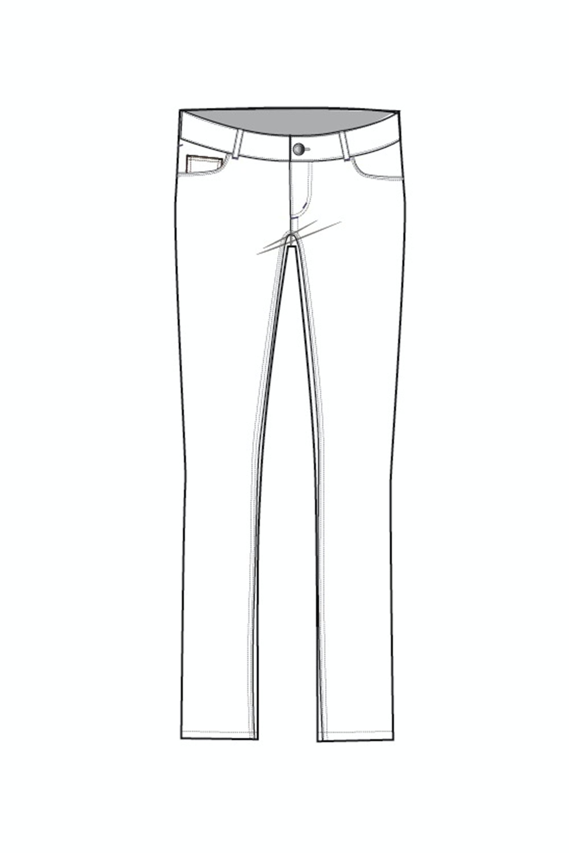 Eva Color Jeans