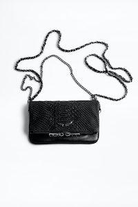 Rock Nano Savage clutch bag