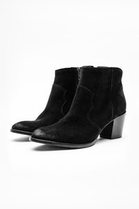 Molly Suede Boots