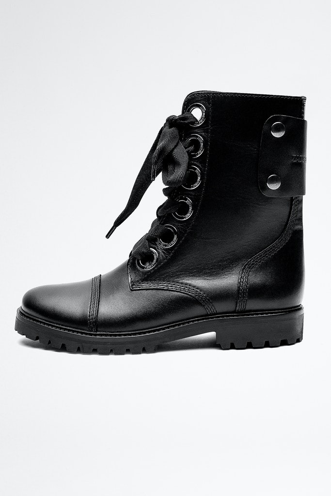 Bottines Joe - Taille 36  - Zadig & Voltaire - Modalova