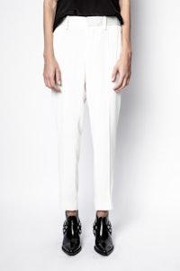 Pantalon Panda Crepe