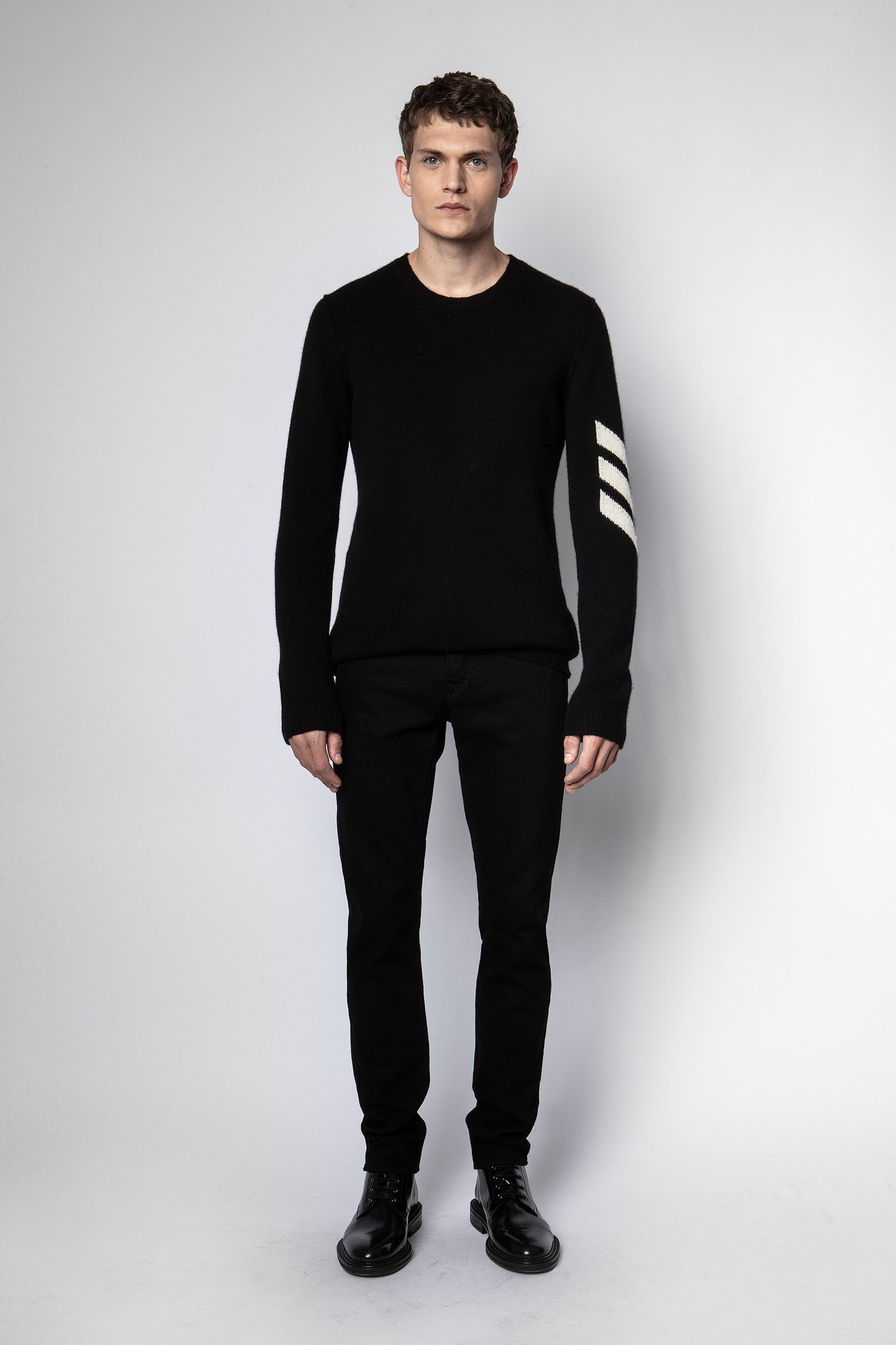 Kennedy Arrow Cachemire Sweater