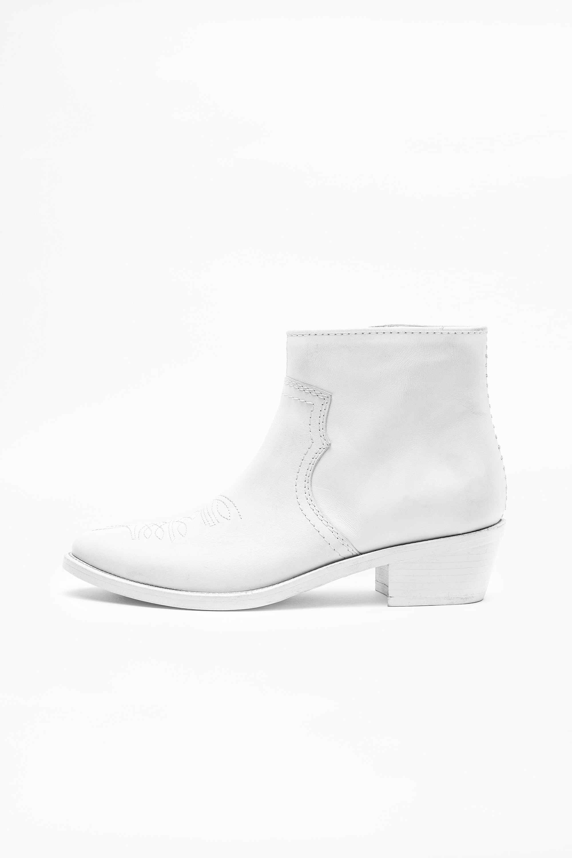 Pilar Low Roma Boots