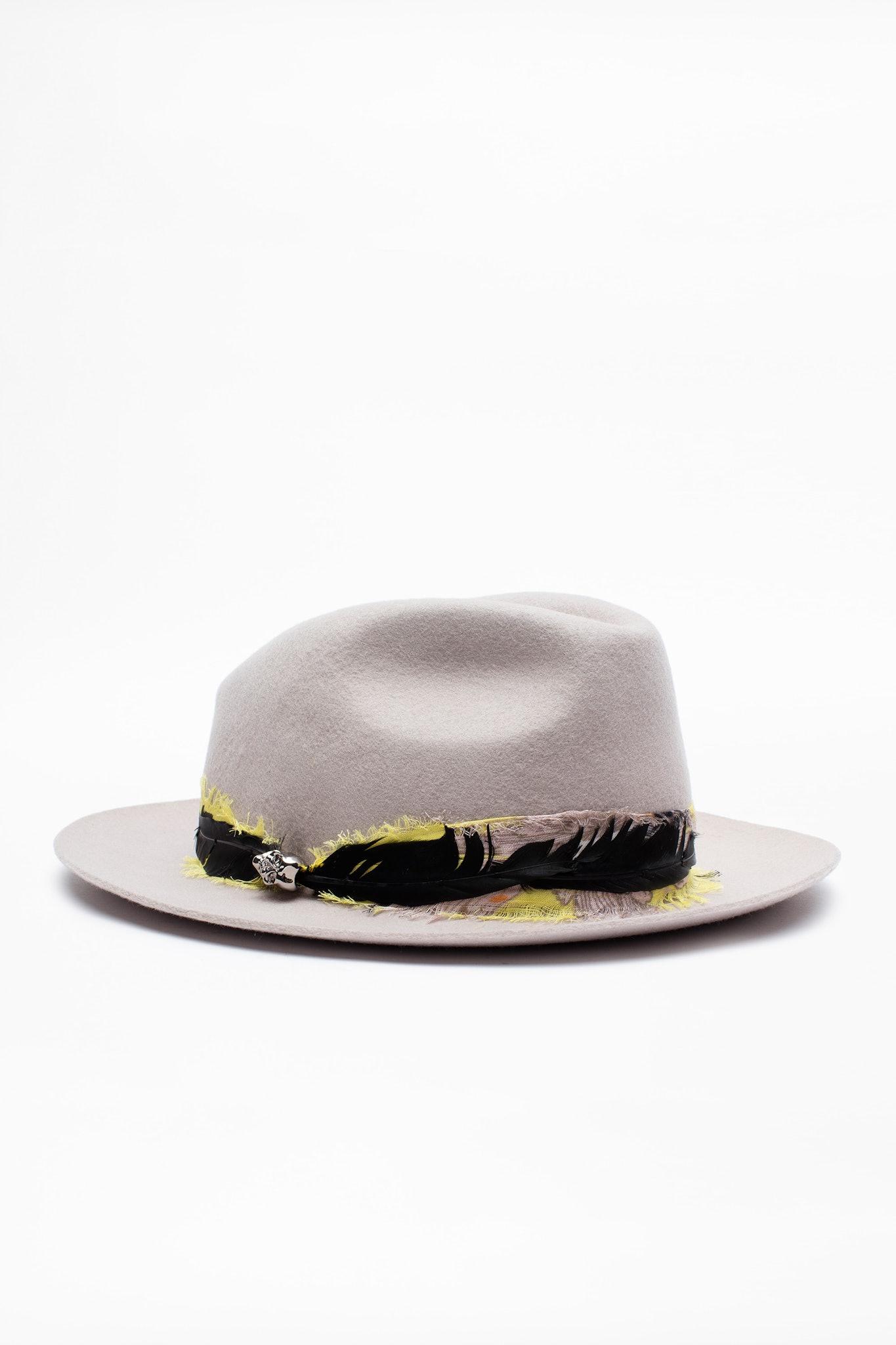 Chapeau Alabama Foulard
