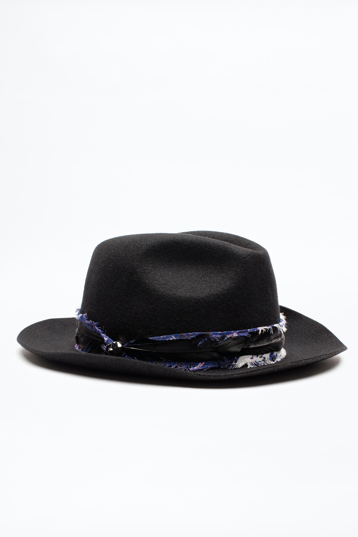 Alabama Foulard Hat