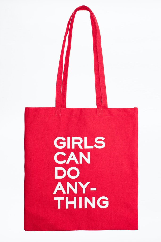 Tote Bag Girls