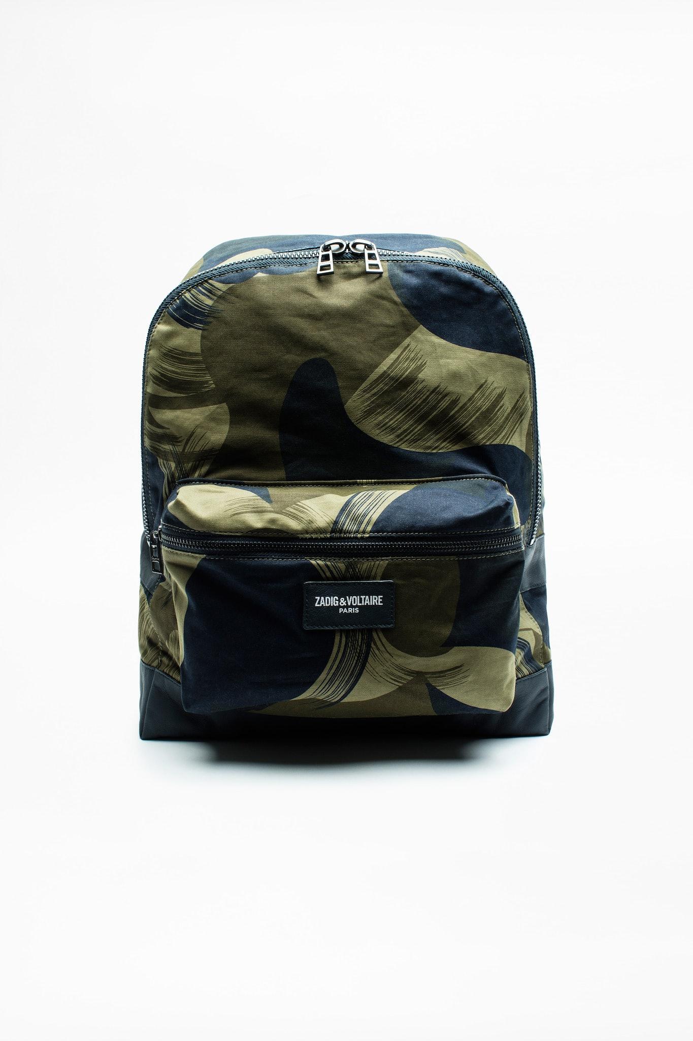 Jetlag Camou Bag