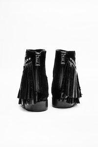 Mods Franges Boots