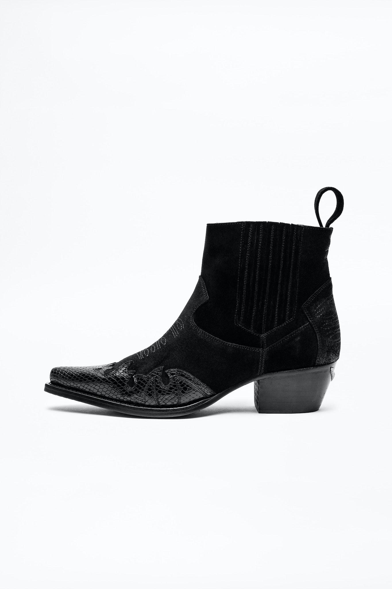 Erin Cut Boots