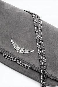 Rock Suede Bag