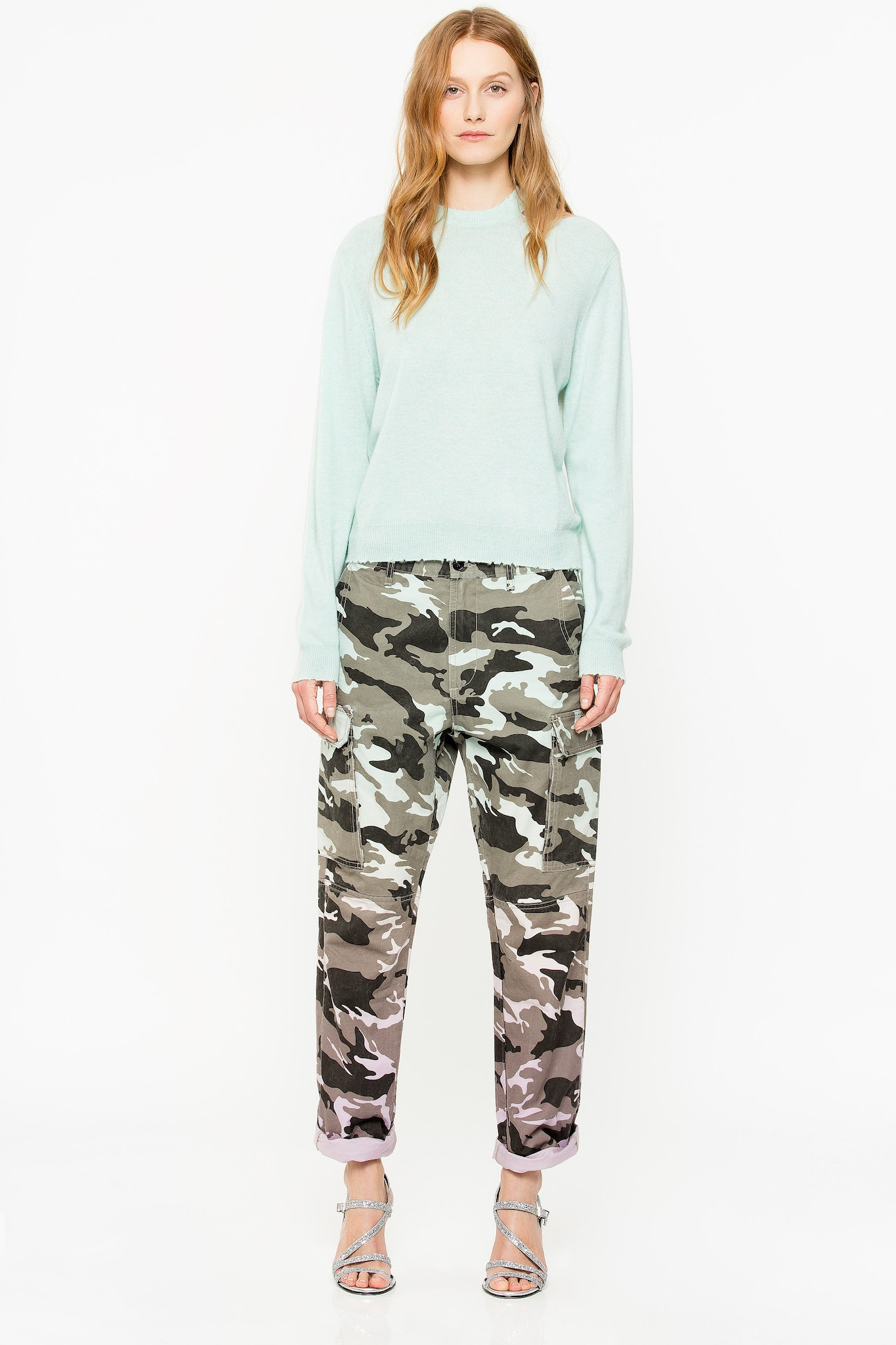 Parga Mix Pants