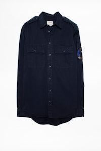 Camisa Sigmund Officier