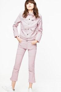 Kioko Velours Jacket