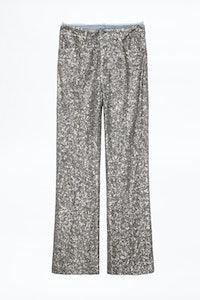 Pistol Sequins Pants