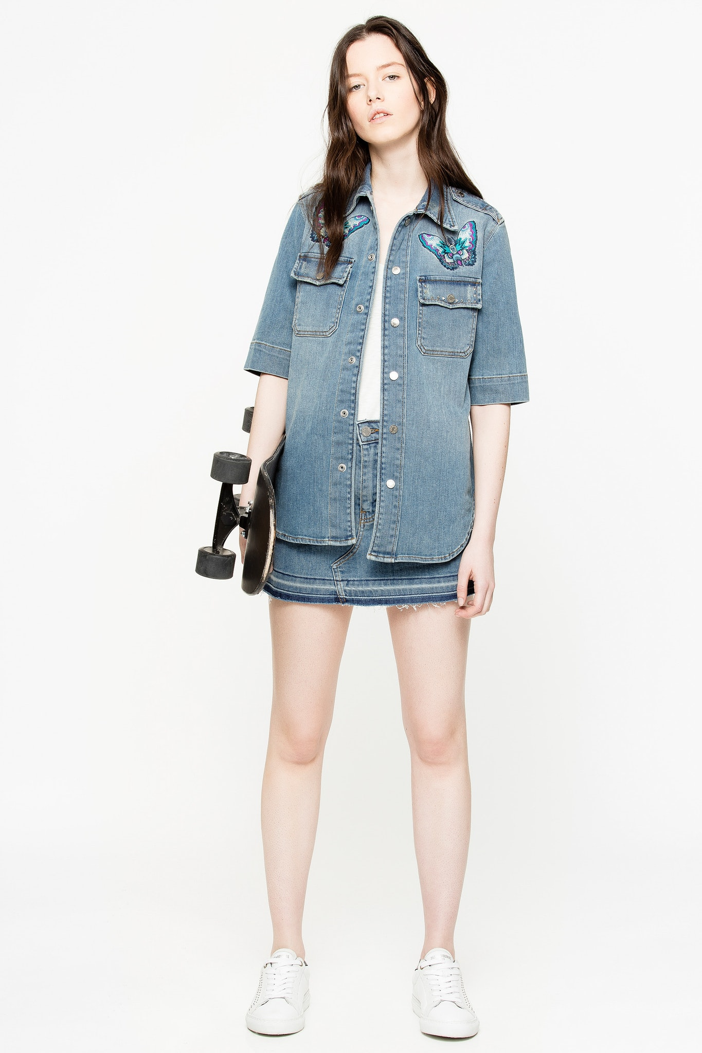 Tex Denim Shirt