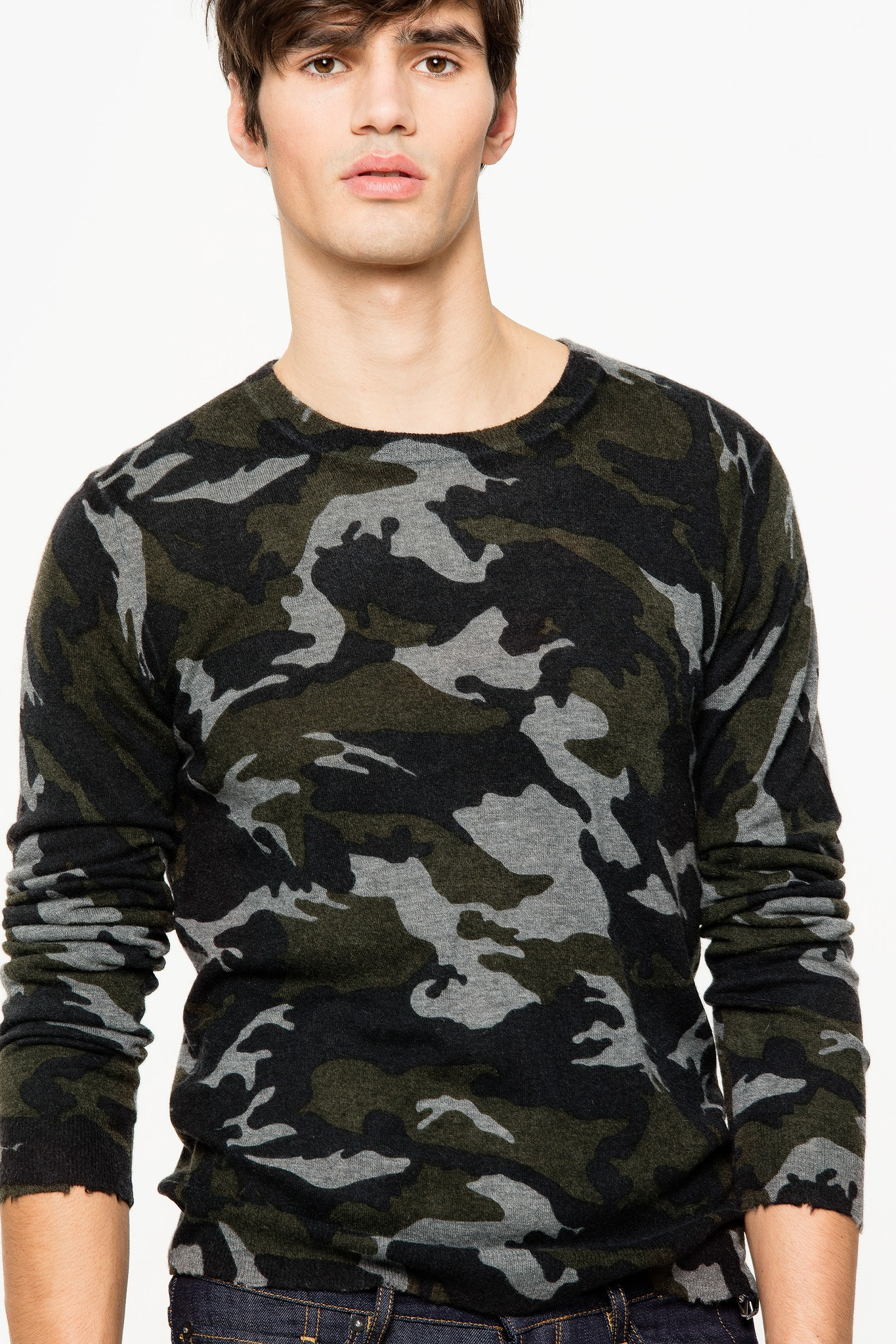 Pullover Kennedy Cachemire
