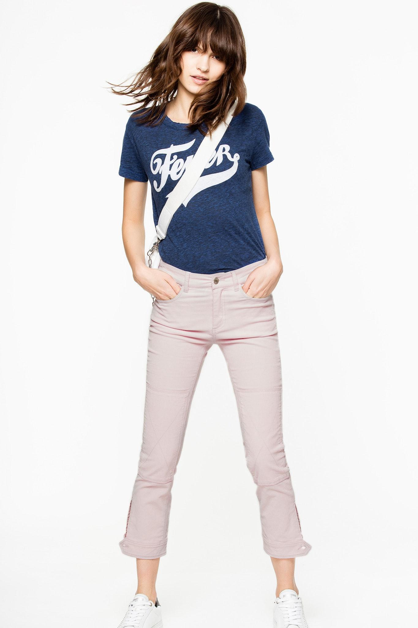 T-Shirt Walk Chiné