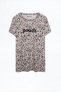 Walk Oversize Leo T-Shirt
