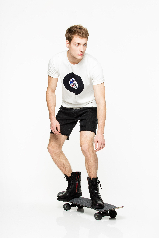 Tommy Vinyle T-Shirt
