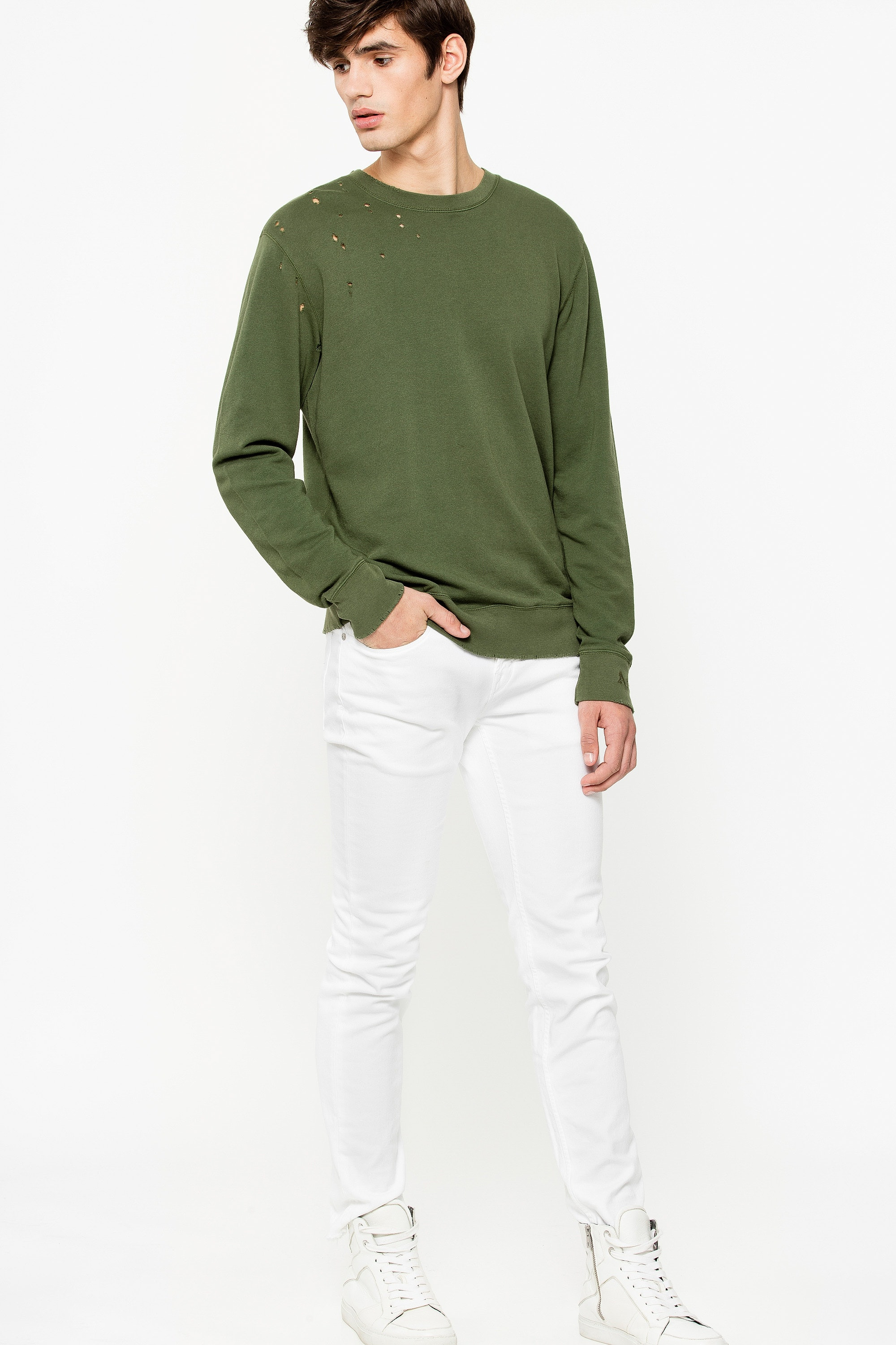 Sudadera Steeve Plain