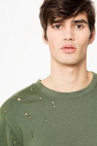Steeve Plain Sweatshirt