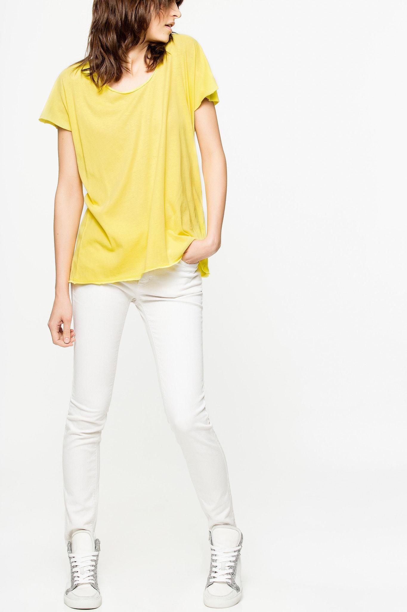 Vi Fishnet T-Shirt