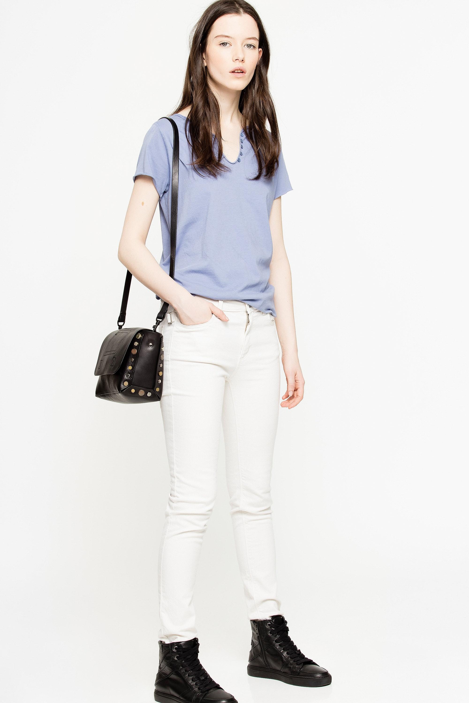 Tunys Slub Colorama T-Shirt
