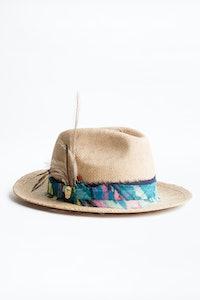 Alabama Paille hat
