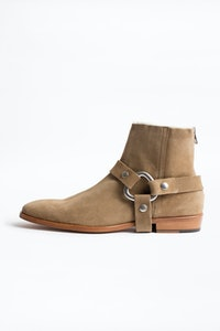 Bottines Romare Belt