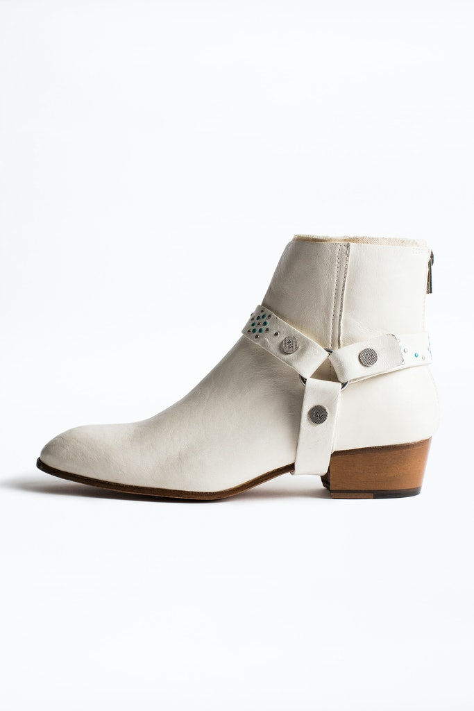Bottines Sonlux Crush