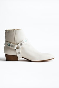 Sonlux Crush ankle boots