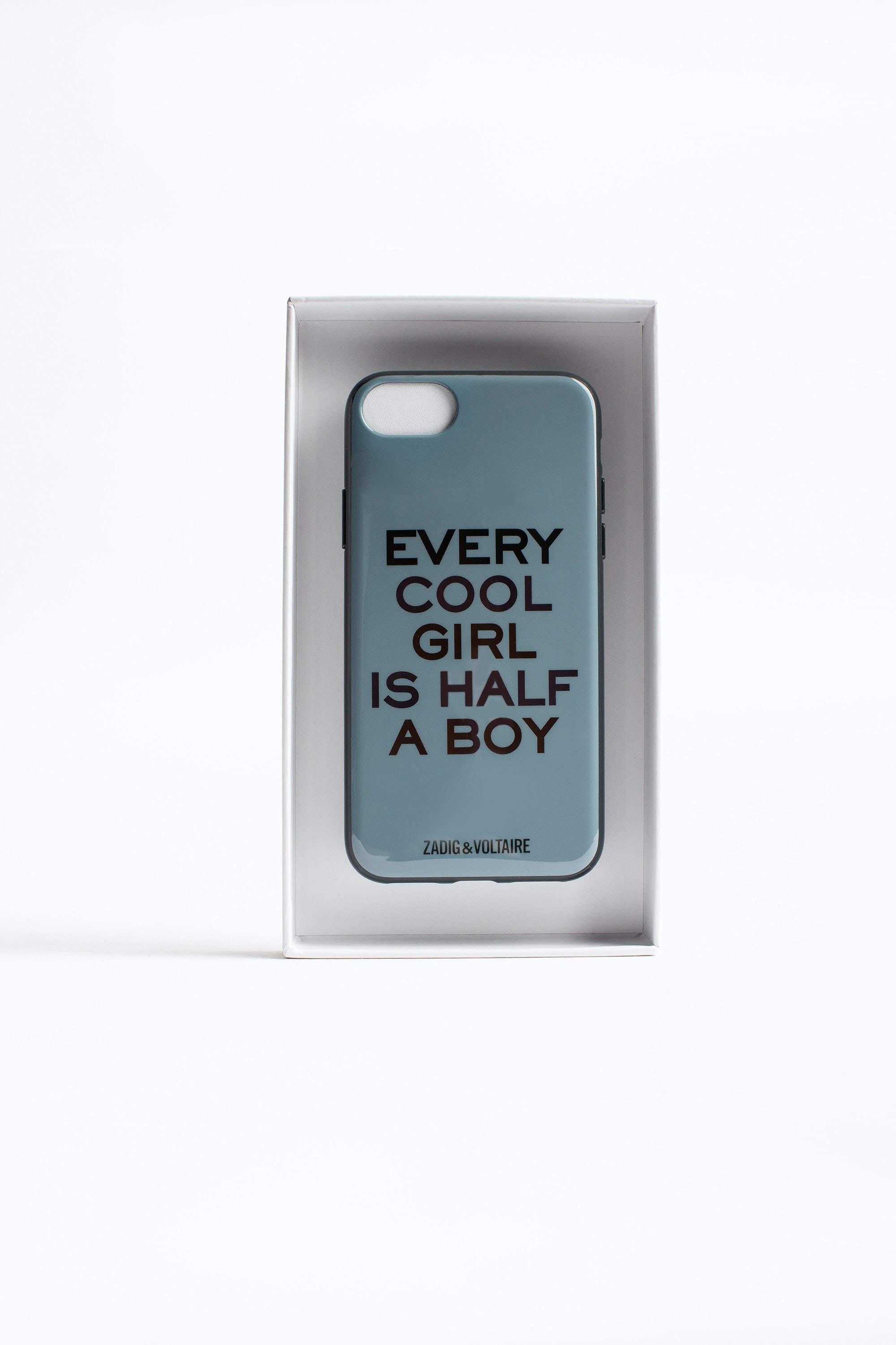 Coque iPhone X Cool Girl