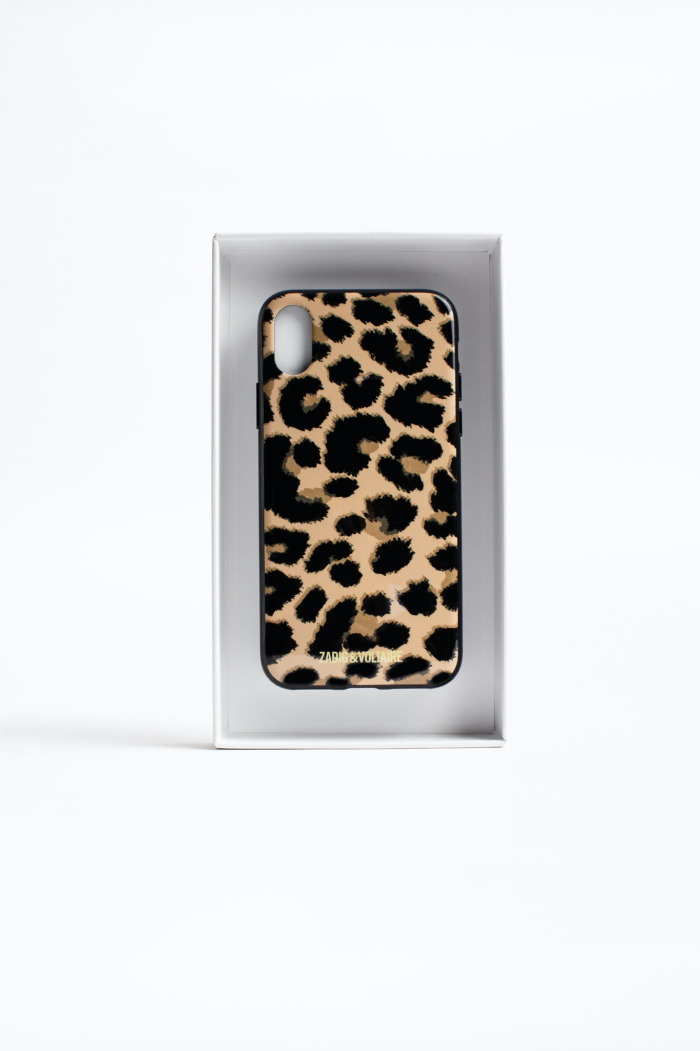 iPhone-Hülle X Leopard