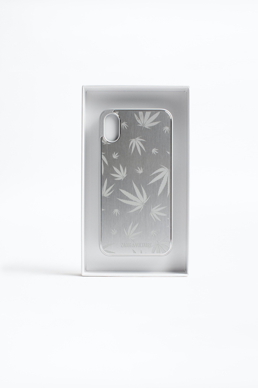Coque iPhone X Met C