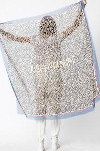 Kerry Leo Art scarf