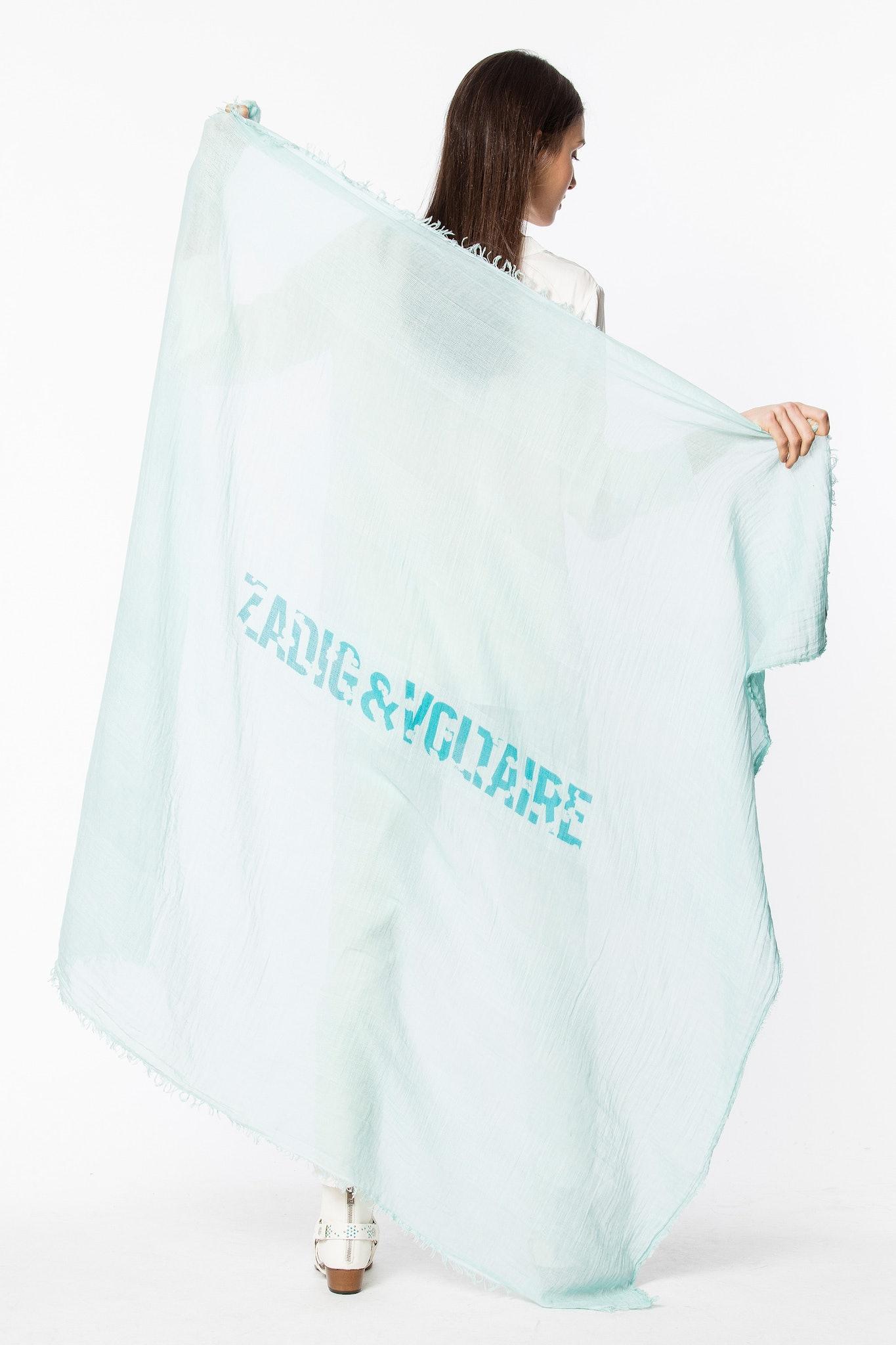 Ana Print scarf