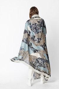 Maxy Patchwork scarf