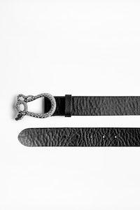 Lila belt