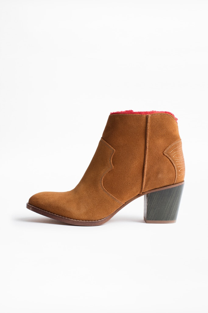 Bottines Molly Fray