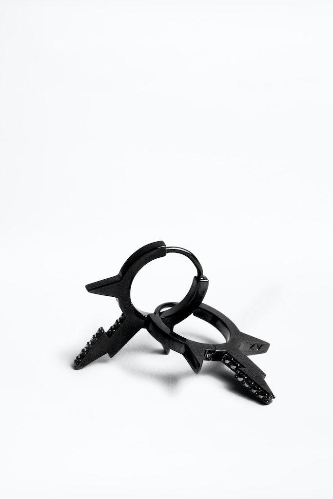Spike Flash earrings