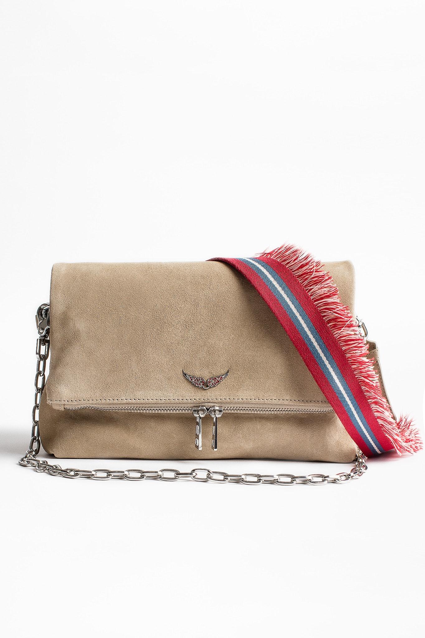 Rocky Bahia Suede bag