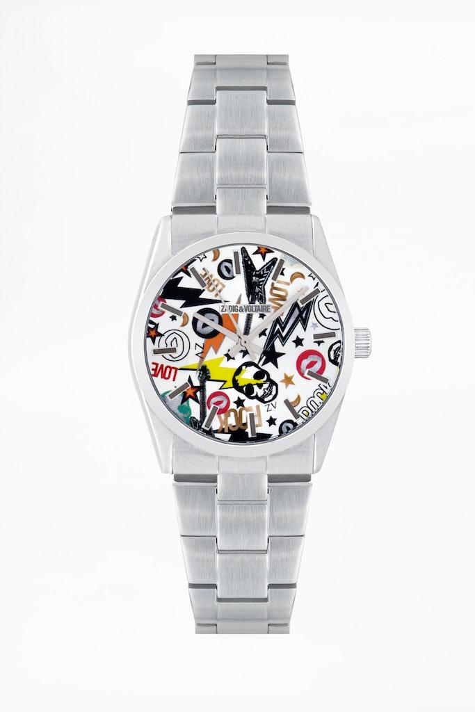 Fusion Imprimée ZVT103 watch
