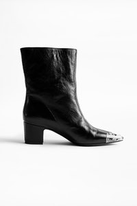 Dawn Crush ankle boots