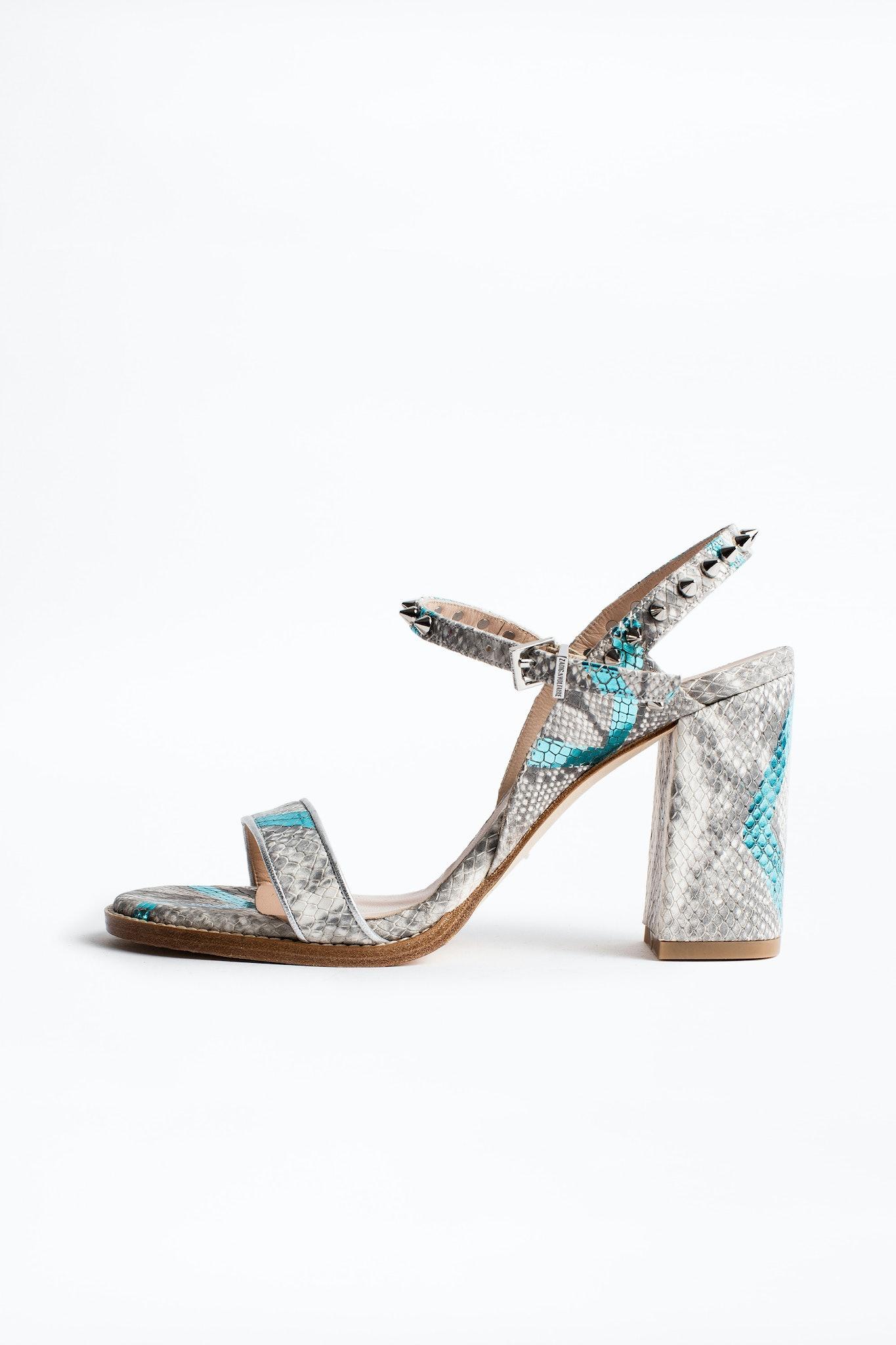 Vogue Wild sandals