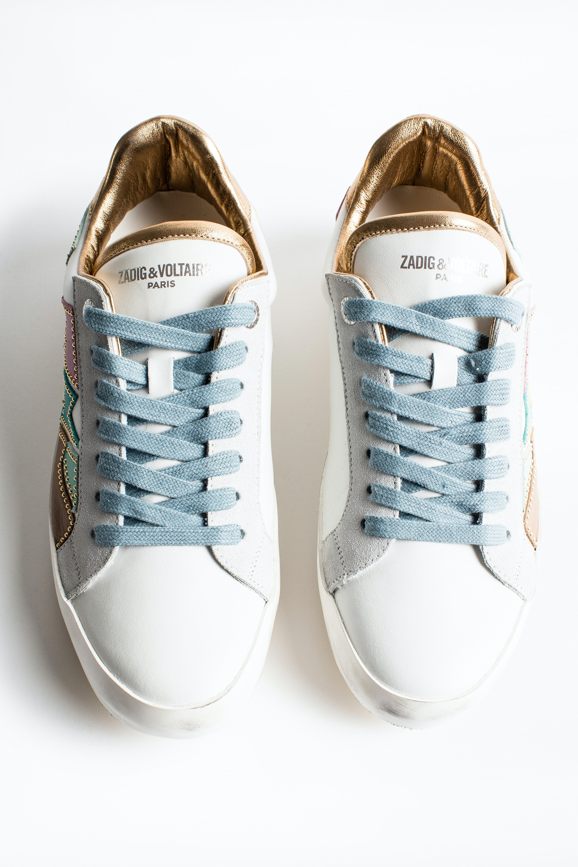 Zadig Patch Flash sneakers - sneakers