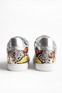 Sneakers ZV1747 Wild Print