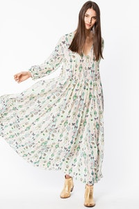 Resist Kilim Dress