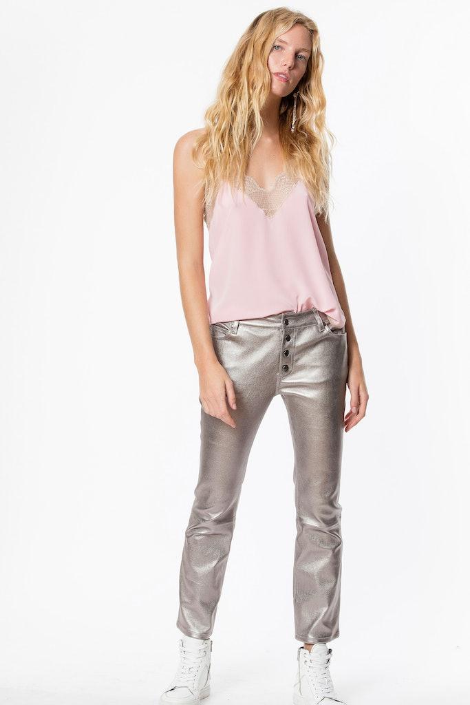 London Metal pants