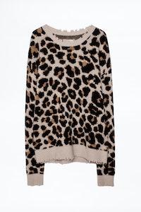 Kansas Leo Cachemire sweater