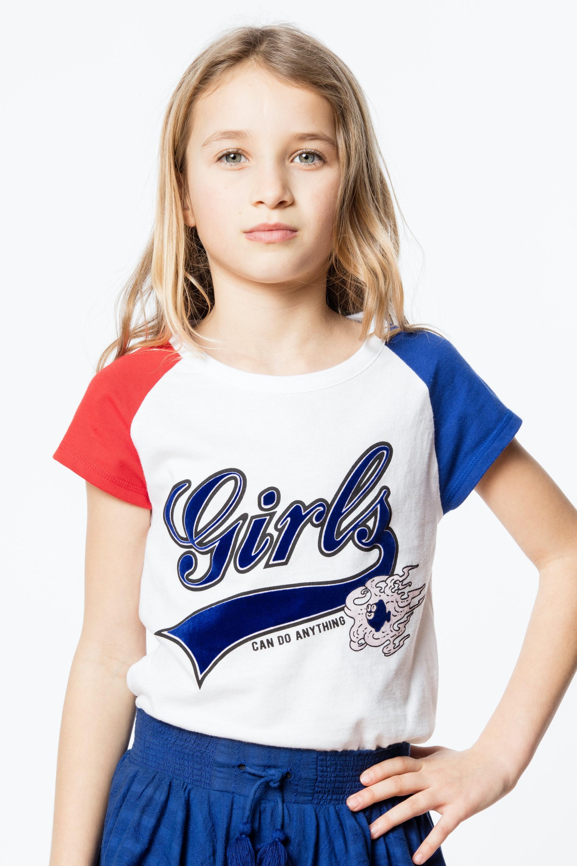 T-shirt Amber